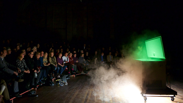 Job Koelewijn, One Taste, 2000 @ De Grote Kunstshow. Foto: Ernst van Deursen