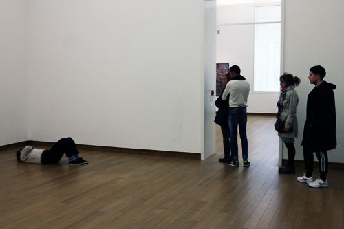 Tino Sehgal Stedelijk Museum